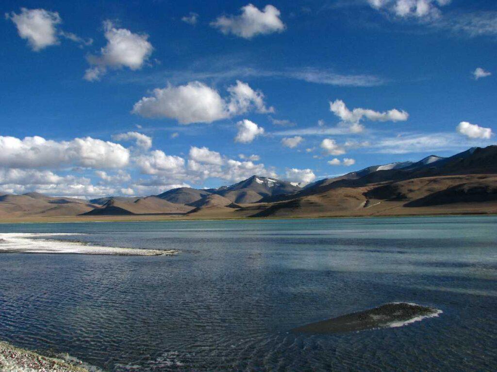 TSOKAR LAKE